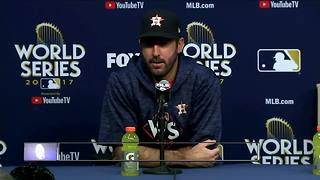 Justin Verlander can help Astros clinch World Series - Video
