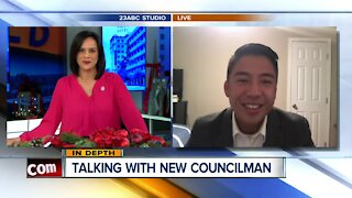 23ABC Interview: Eric Arias, Bakersfield City Council, Ward 1