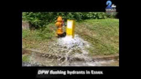 DPW think they've found what caused Essex water to smell like gas