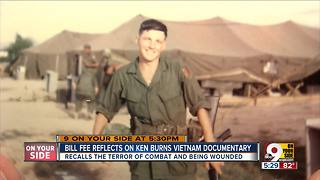 Former WCPO General Manager Bill Fee talks about his Vietnam experience - Video