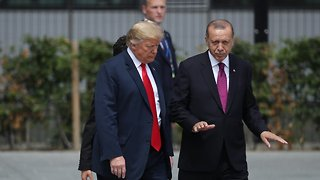 Turkey's President Says Deal To Return U.S. Pastor Never Existed