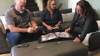 Local families worried about family in Puerto Rico - Video