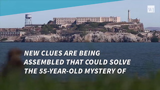 New Report Claims Alcatraz Escapees Survived Harrowing Journey - Video