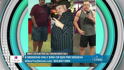 A New You- Lose 20 Pounds in 20 Days