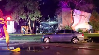 Two dead after early morning house fire in Arvada