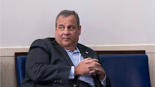 Chris Christie Checked Into Hospital
