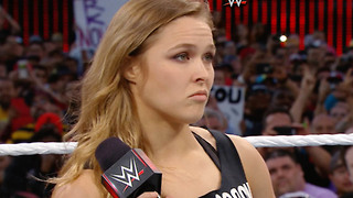 Ronda Rousey Making Her WWE Debut as Surprise Entry at the 2018 Royal Rumble!? - Video