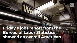 Black And Hispanic Unemployment Hits All-Time Record Lows