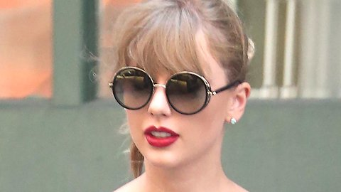 Car CRASHES Into Taylor Swift's House During Police Chase!