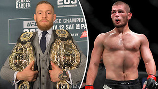 Khabib Nurmagomedov Wants Conor McGregor STRIPPED of His UFC Title - Video