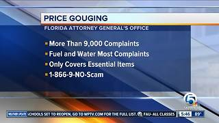 Price gouging: What to do - Video