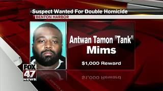 2 men slain in southwestern Michigan, suspect at large - Video