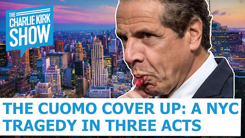 The Cuomo Cover Up: A NYC Tragedy In Three Acts