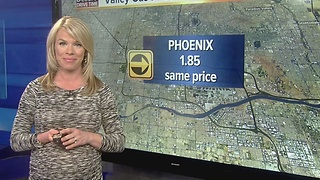 Gas prices remain lowest in the West Valley