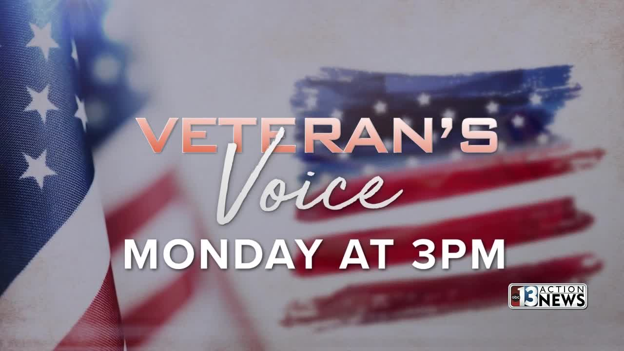Veteran's Voice Special: Monday at 3 p.m.