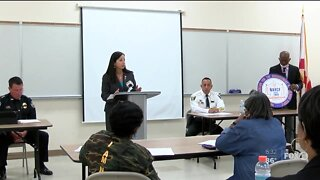 Lee County NAACP meets local law enforcement