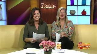 Molly and Tiffany with the Buzz for April 3! - Video