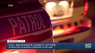 Sources: Col. Frank Milstead leaving Department of Public Safety