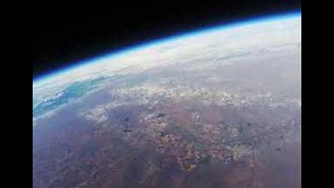 GoPro on Balloon Ascends 100,000 Feet Over Denver's Rocky Mountains