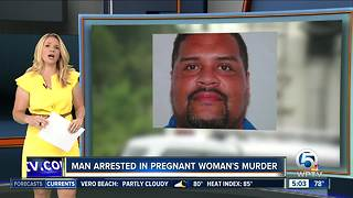 Man arrested for murder of pregnant St. Lucie County woman: Sheriff