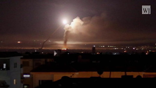 Israel Launches 70-Missile Salvo, Hits Key Iranian Military Sites - Video