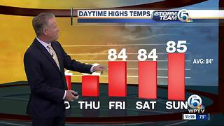 South Florida weather 5/1/18 - 11pm report - Video