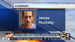 Glen Burnie man charged with animal cruelty - Video