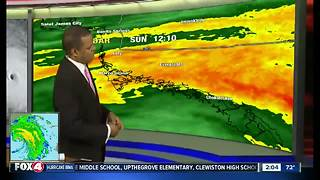 Hurricane Irma - 2 p.m. Sunday update - Video