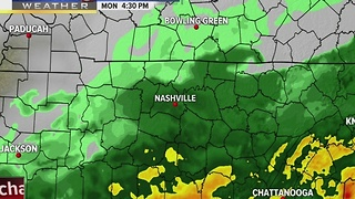 Lelan's Afternoon Forecast: Monday, December 5, 2016 - Video