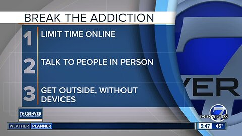 Experts warn of impact of technology addiction