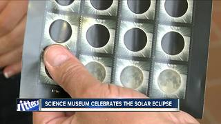 Celebrate the solar eclipse at the Museum of Science - Video