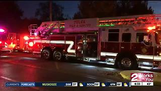 Person dead from deadly house fire in Midtown Tulsa