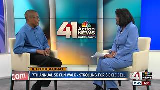 7th annual 5K Fun Walk - Strolling for Sickle Cell - Video
