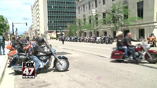 Motorcycle ride for purpose, Anti-bullying - Video