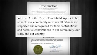 Brookfield students critical of mayor's modified Black History month proclamation