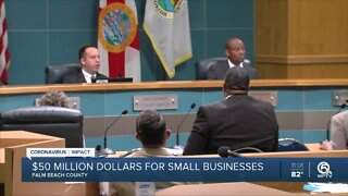 CARES Act money for small businesses