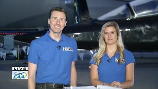 NBC26 Today Live at EAA AirVenture 2019 Part 1