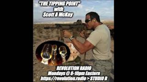 TPR - The Tipping Point Radio Show on Revolution Radio - 7.13.20