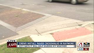 Raymore hopes new crosswalk design could improve pedestrian safety