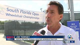 South Florida Open Wheelchair Championships