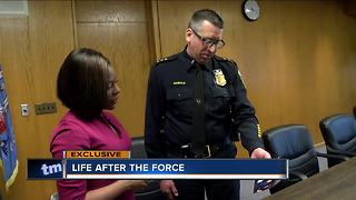 Assistant Chief moving on - Video