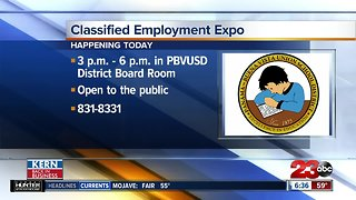 Classified Employment Expo