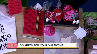 DIY gifts for your valentine
