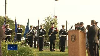 Green Bay 9/11 memorial decommissioned for repairs