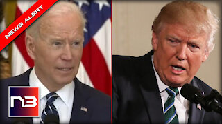Donald Trump REACTS to Biden's Press Conference with BRUTAL Reality Check