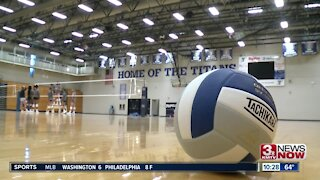 Papio South Volleyball Focused on Defending Title
