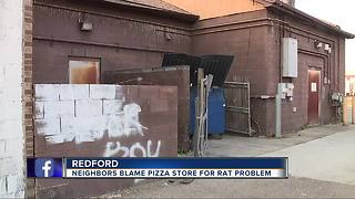 Rat infestation in Redford blamed on Little Caesars Pizza location