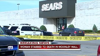Woman stabbed to death in McKinley Mall