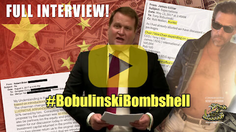 FULL INTERVIEW: TONY BOBULINSKI & TUCKER CARLSON! They Are HIDING This From US!