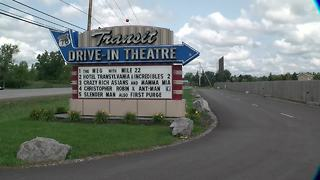 Mom goes into labor during drive-in movie